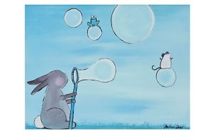 Uncommon Knowledge: Want a bubble-wrapped bedroom?