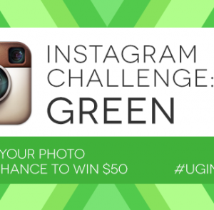 Instagram Challenge: GREEN
