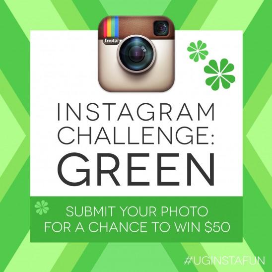 Instagram Challenge: GREEN | UncommonGoods
