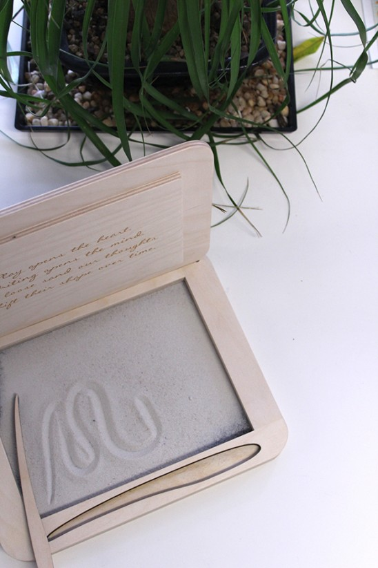 Meditation Box | Jayne Riew Maker Story | UncommonGoods