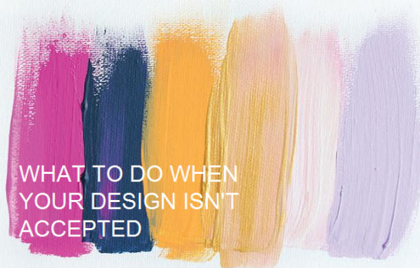 What To Do When Your Design Isn't Accepted | UncommonGoods