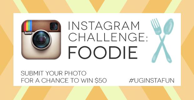 Instagram Challenge | #UGInstaFun | FOODIE | UncommonGoods