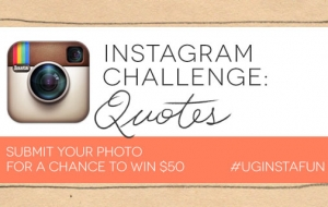 Instagram Challenge: QUOTES