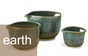 Four Elements Mood Board: Earth