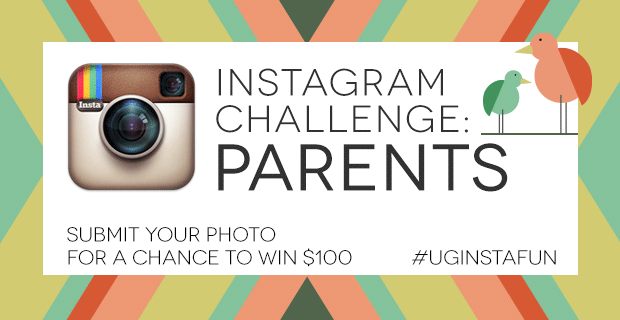 Instagram Challenge: PARENTS