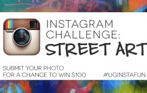 Instagram Challenge: STREET ART