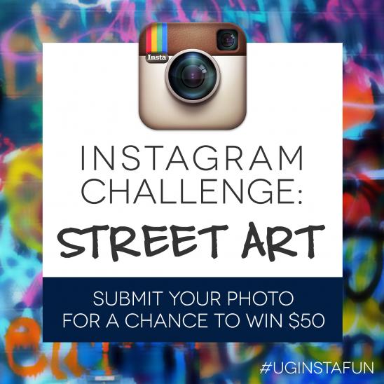 Instagram Challenge | Street Art | UncommonGoods