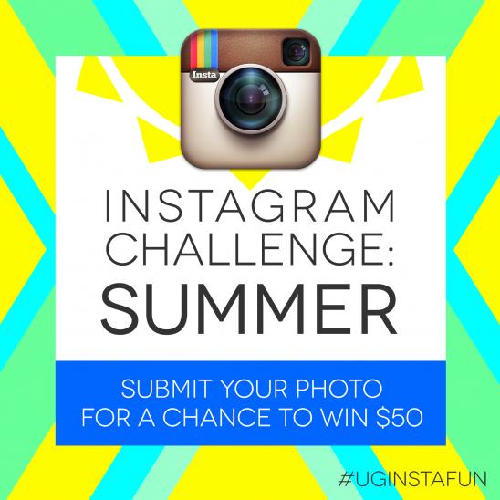 Instagram Challenge | Summer | UncommonGoods