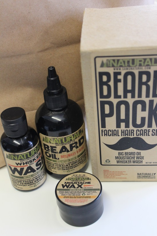 Beard Pack | UncommonGoods