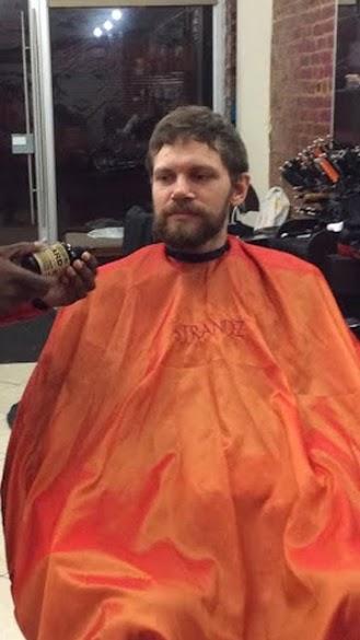 Matt's Beard