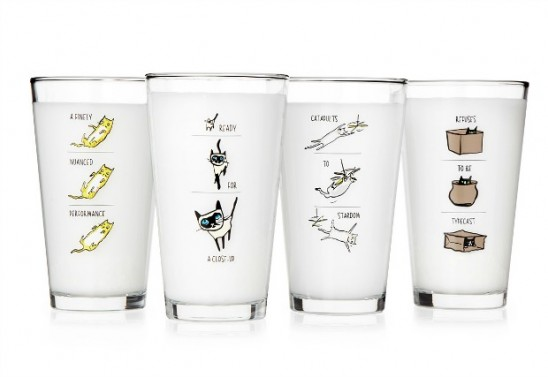 Video Kitty Tumblers | UncommonGoods