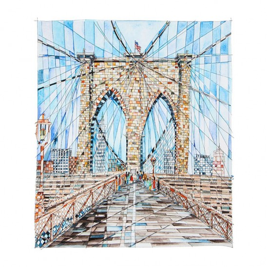 Brooklyn Bridge by Renee Leone | UncommonGoods