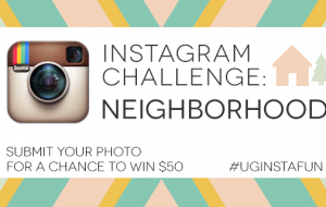 Instagram Challenge: NEIGHBORHOOD