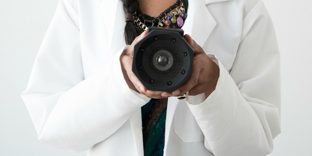 Gift Lab: Boombox Touch Speaker