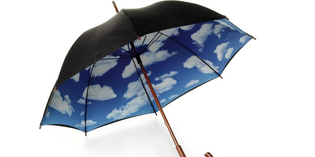 Sky Umbrella | UncommonGoods