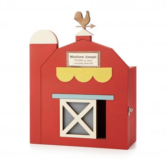 Farmhouse Box | UncommonGoods