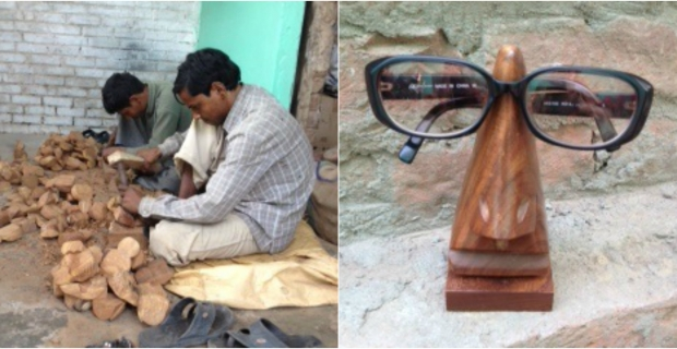 Handmade in India: Uncommon Wooden Designs