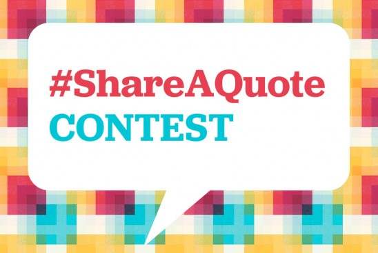 Share A Quote Contest