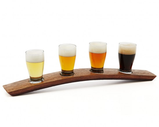 Beer Tasting Flight | UncommonGoods