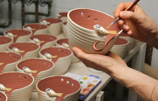 Birdie Yarn Bowls