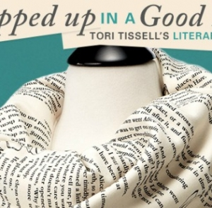Wrapped Up in a Good Book: Tori Tissell's Literary Scarves