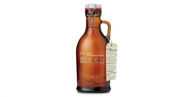 Wise Beer Growler