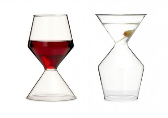 Vinotini Flip Glass | UncommonGoods