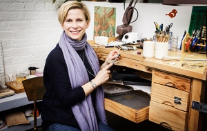 Inside the Artist's Studio with Judi Powers