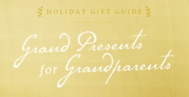 UncommonGoods Gifts for Grandparents