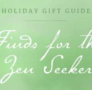 Gifts for Women: 19 Finds for the Zen Seeker