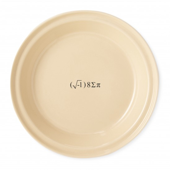 I Eight Sum Pi Dish | UncommonGoods