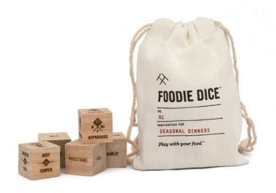 Foodie Dice | UncommonGoods