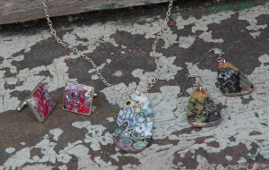 Graffiti Jewelry: Off the Streets, into Art