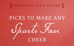 Gifts for Men: 16 Picks to Make Any Sports Fan Cheer