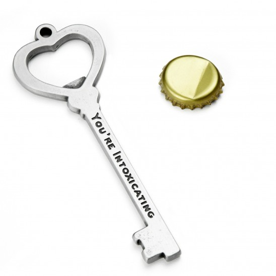 You're Intoxicating Heart Bottle Opener | UncommonGoods