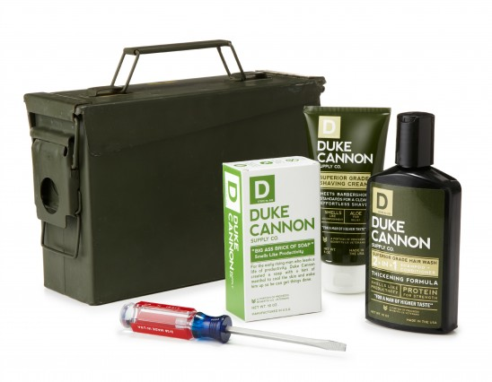 Mens Military Field Grooming Set | UncommonGoods