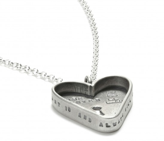 My Heart is Always Yours Necklace | UncommonGoods