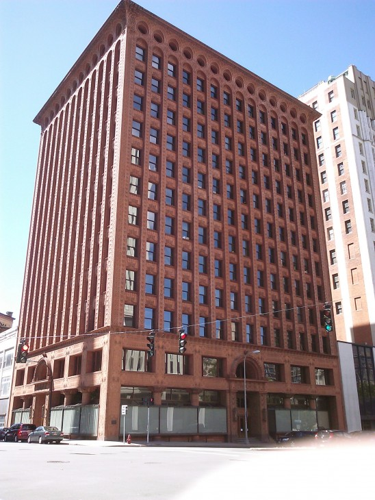 Prudential (Guaranty) Building | Louis Sullivan