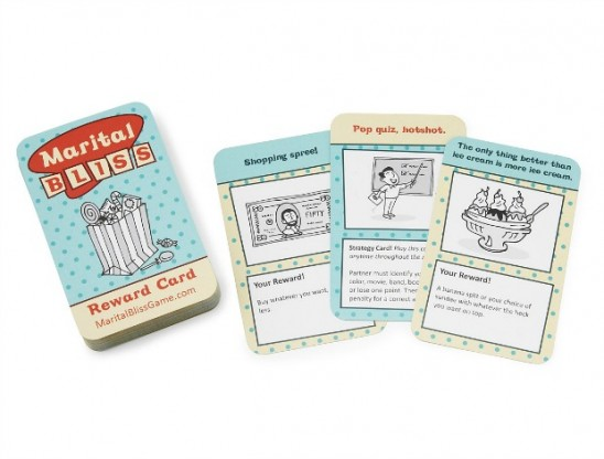 Marital Bliss Card Game | UncommonGoods