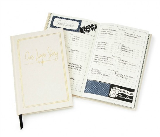 Our Love Story-A Journal | UncommonGoods