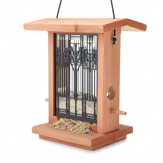 Prairie Bird Feeder | UncommonGoods