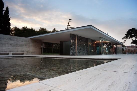 Barcelona Pavilion | Wikipedia