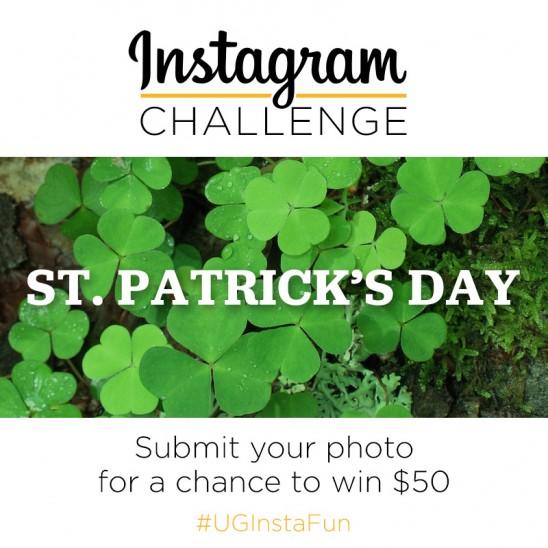 Instagram Challenge | St. Patrick's Day