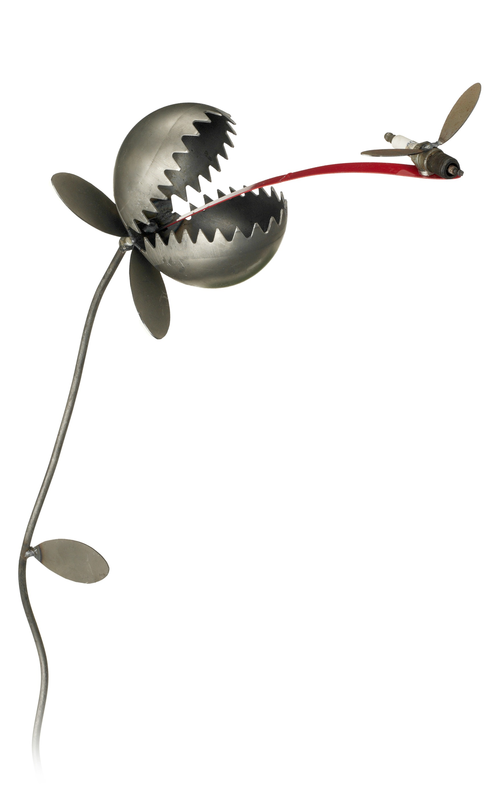 Venus Fly Trap Garden Stake | UncommonGoods