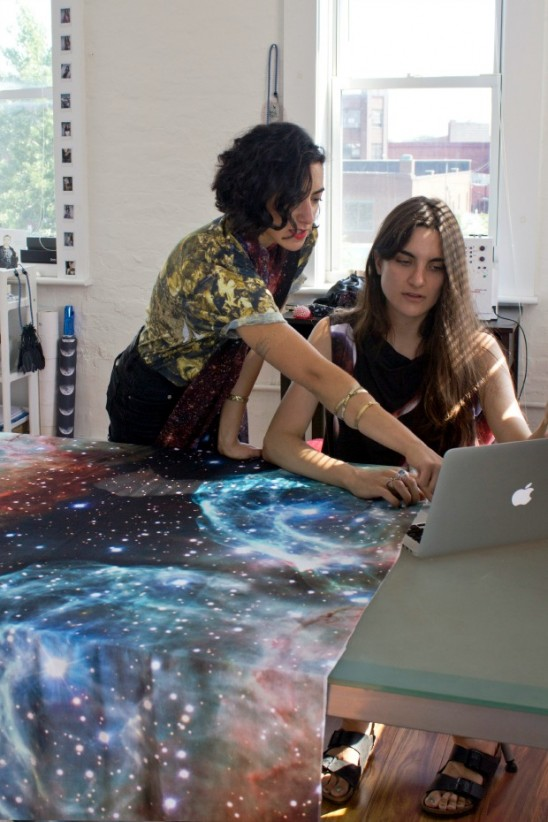 Designing the Milkyway Scarf
