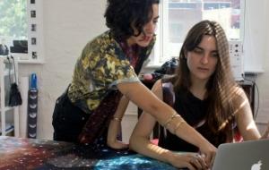 Ali Bennaim and Ximena Chouza: Out-of-this World Fashion