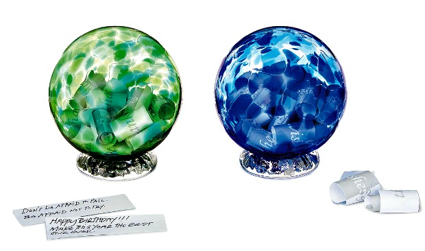 Birthstone Wishing Balls | UncommonGoods