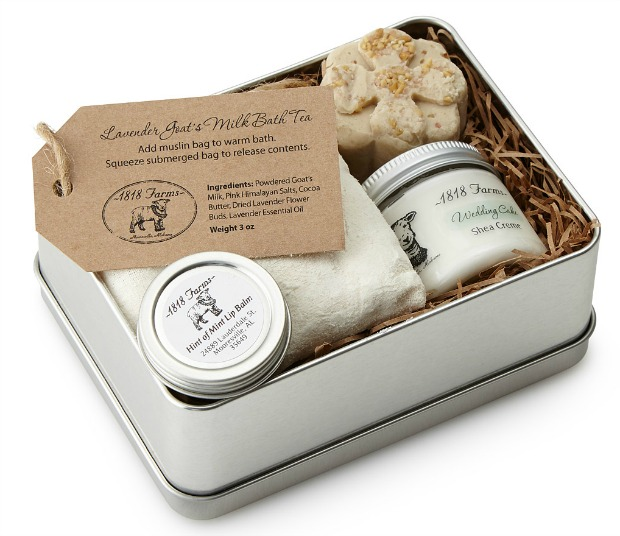 Spa Experience Tin | Uncommongoods