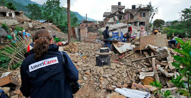 AmeriCares | Nepal Disaster Relief Fund