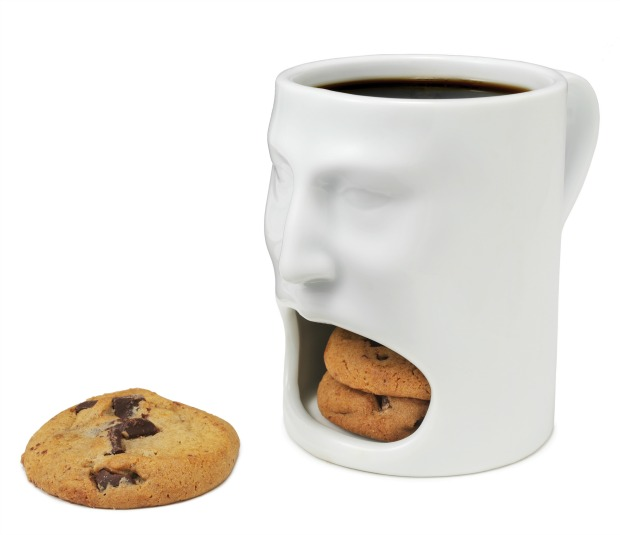 Face Mug | UncommonGoods
